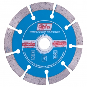 Disco Diamantado para concreto Segmentado Disflex 115mm