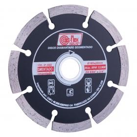 Disco Diamantado Segmentado Disflex 105mm