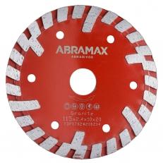 Disco Diamantado Turbo Abramax Saint 115mm