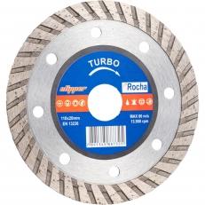 Disco Diamantado Turbo Rocha 110mm