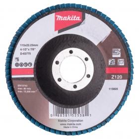 Disco Flap Makita 115mm