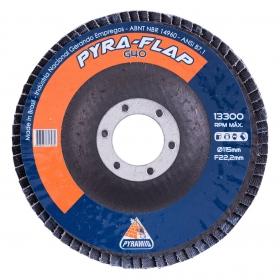Disco Flap Pyramid 115mm