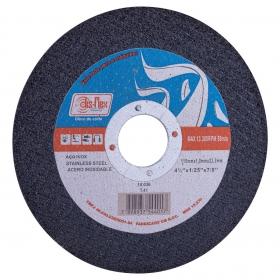 Disco Ouro de Corte Fino para Aço Carbono e Inox 115mm