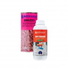 Grezzo + Limpa Marmore