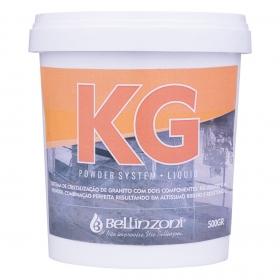 KG cristalizante granito Belliznoni 500g