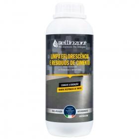 Limpa Eflorescência e Resíduos de Cimento Bellinzoni 1L