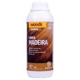 Limpa madeira Woods Bellinzoni 1kg