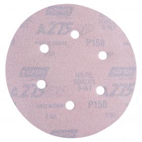 Lixa Com Velcro Champagne Norton A275 Grão 150