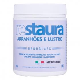 Restaura Arranhões e Lustro Nanoglass Bellinzoni 800g