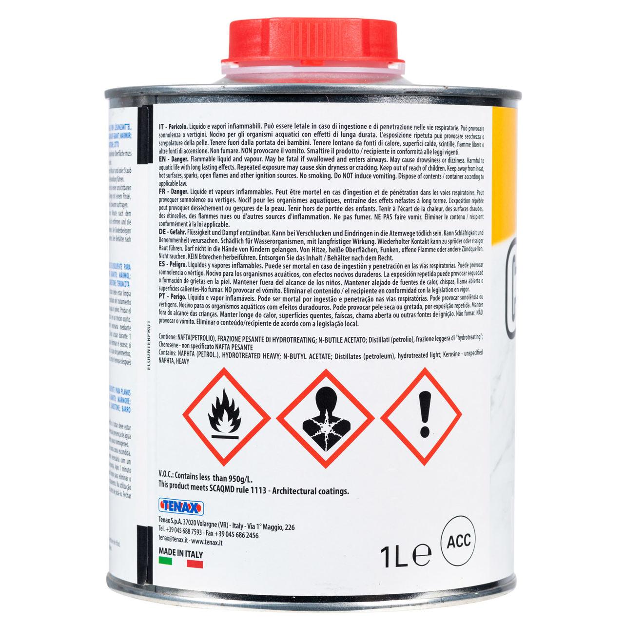 Counterpro Protetor Superfície p/ Bancadas Tenax 1L