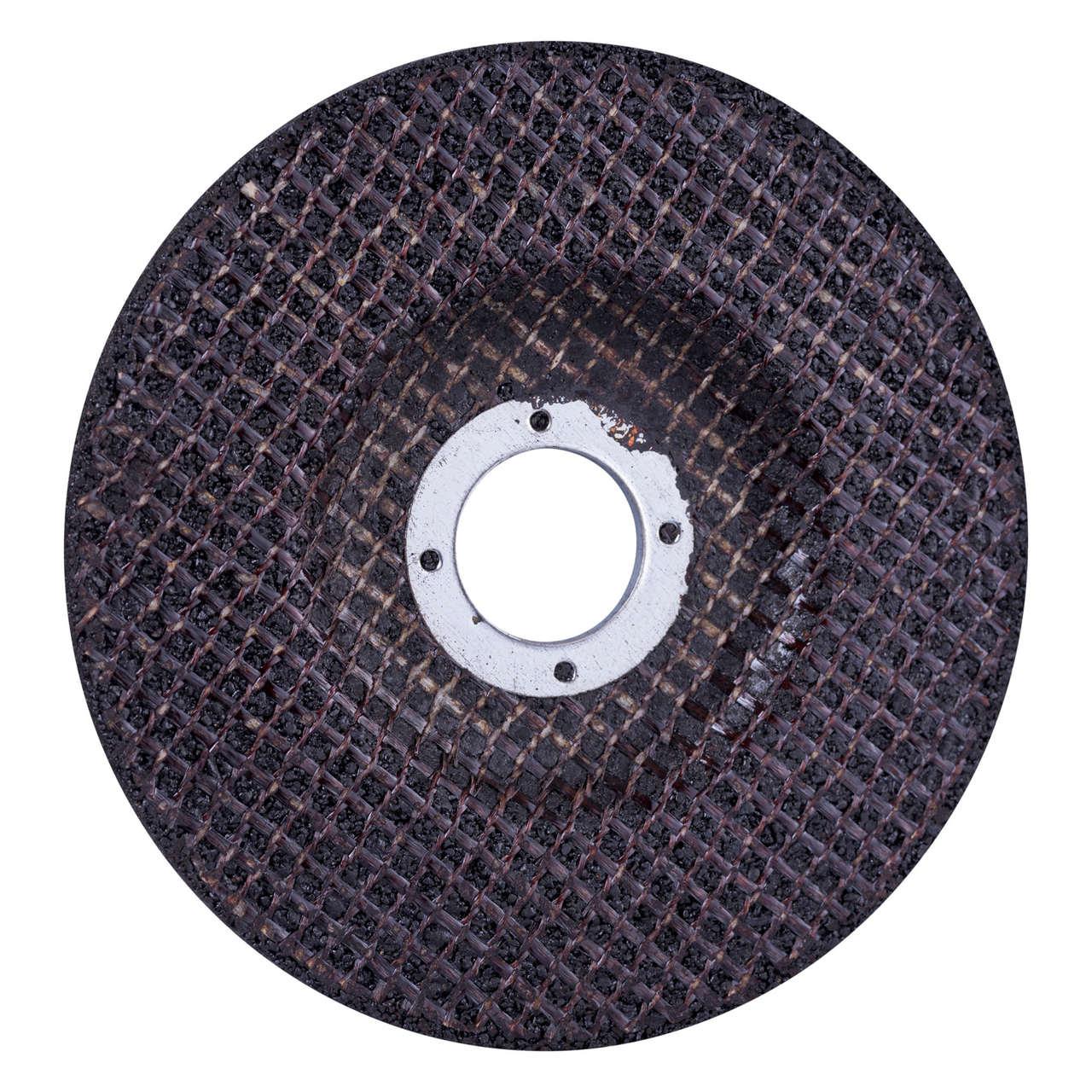 Disco de Desbaste para aço 115x6,0X22,2mm Disflex Prata
