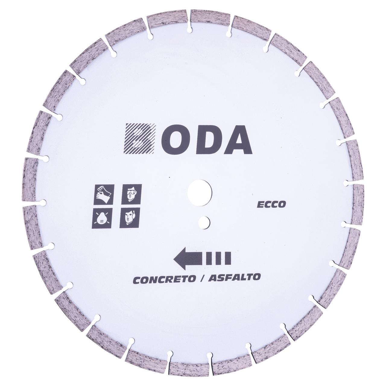 Disco de serra normal para concreto 350mm