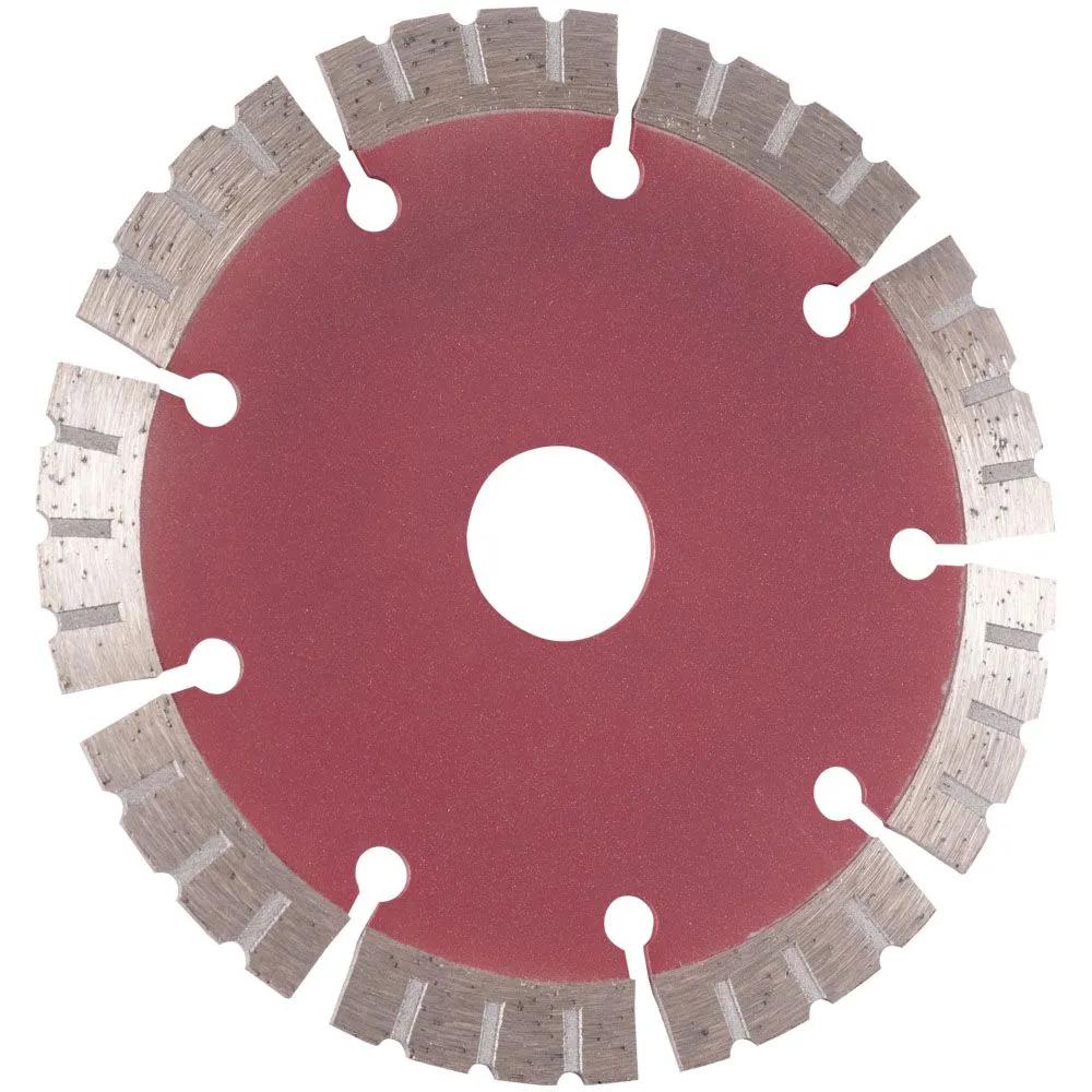 Disco Diamantado Segmentado Abramax 110mm