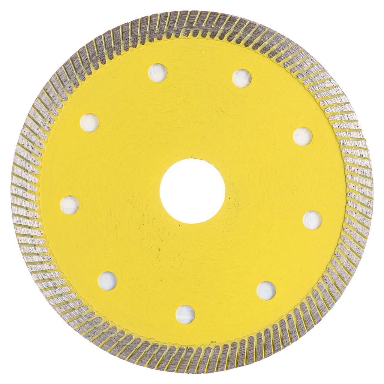 Disco Diamantado Porcelanato Turbo 110mm