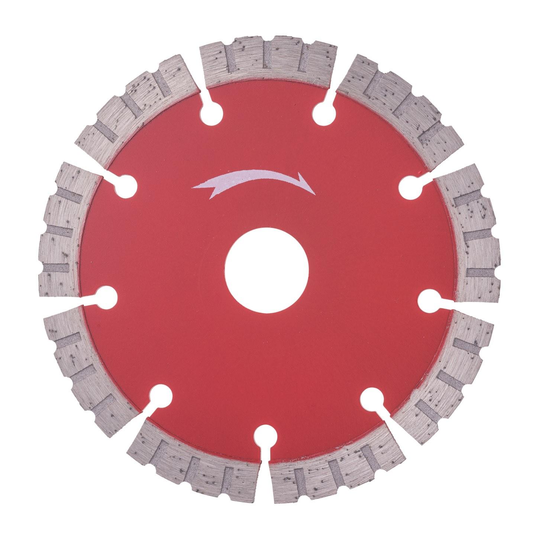 Disco Diamantado Segmentado 110mm