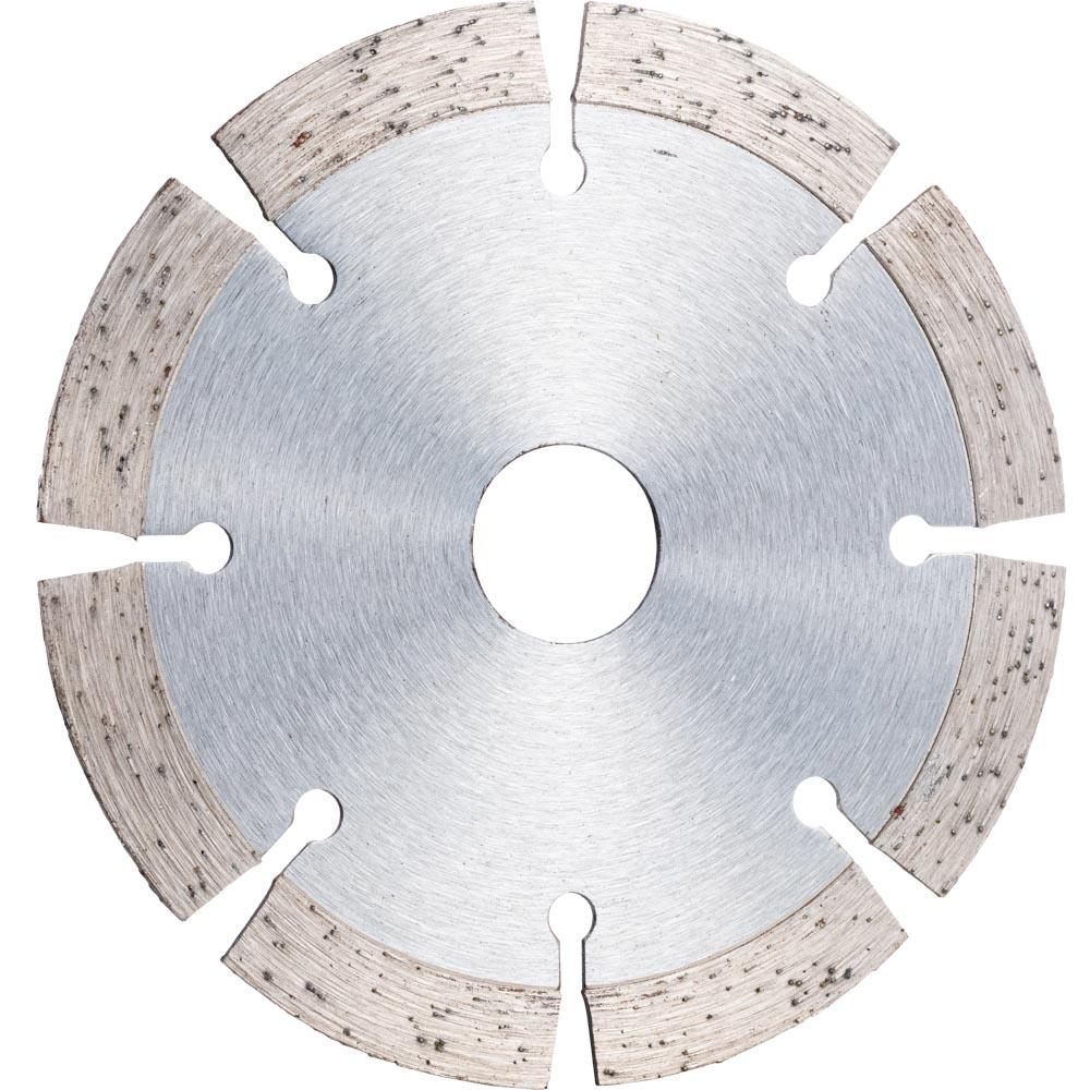 Disco Diamantado Segmentado Rocha 110mm