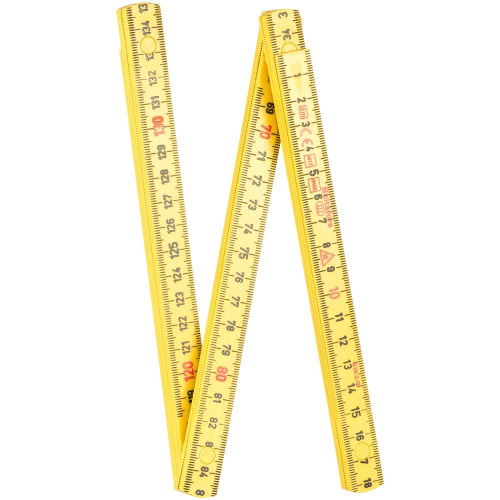 Escala Métrica Sueca Hultafors  2 metros