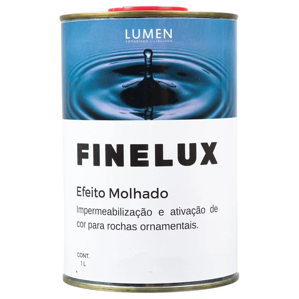 Finelux Realçador Efeito Molhado Lumen 1L