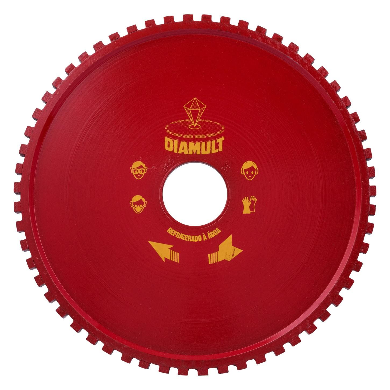 Fresa Diamantada para Rebaixo 275mmx20mm