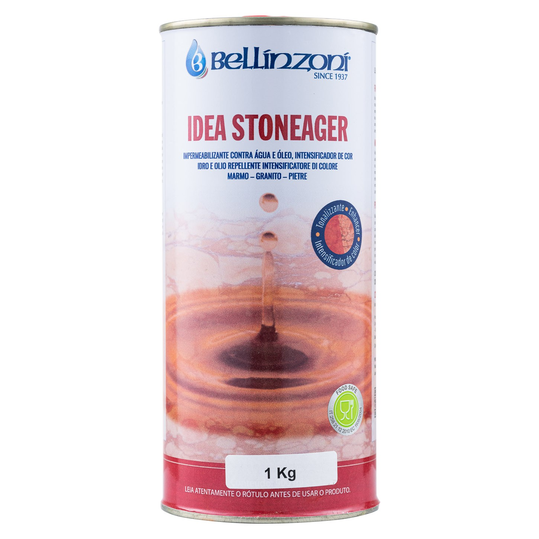 Idea Stoneager Hidro Óleo Repelente Máxima Cor Bellinzoni 1kg