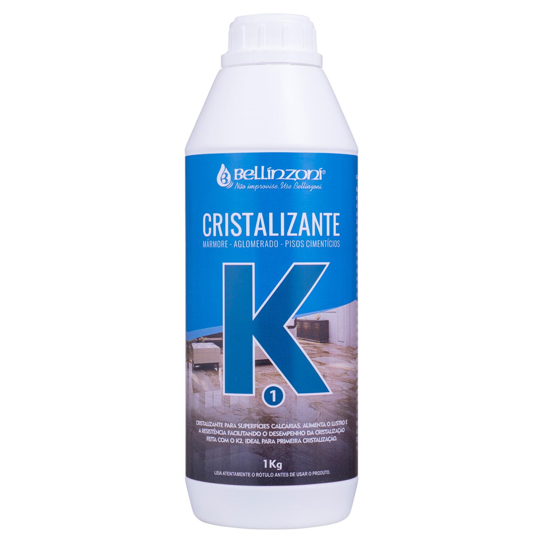 K1 Cristalizante azul Bellinzoni 1kg