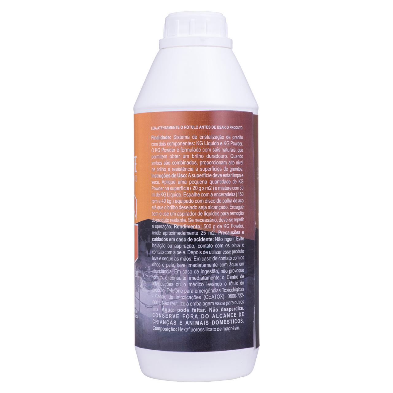 KG cristalizante liquido Bellizoni 1kg