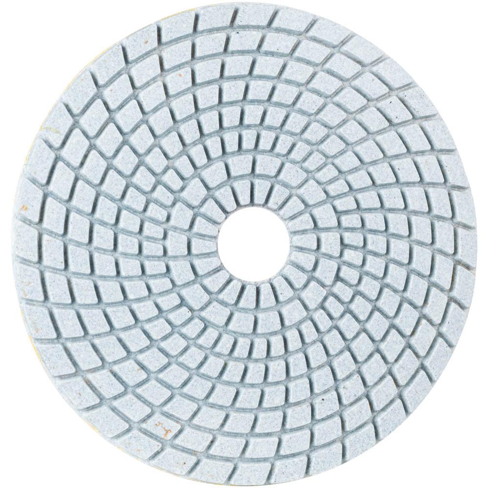 Lixa Diamantada D'água Abramax 125mm