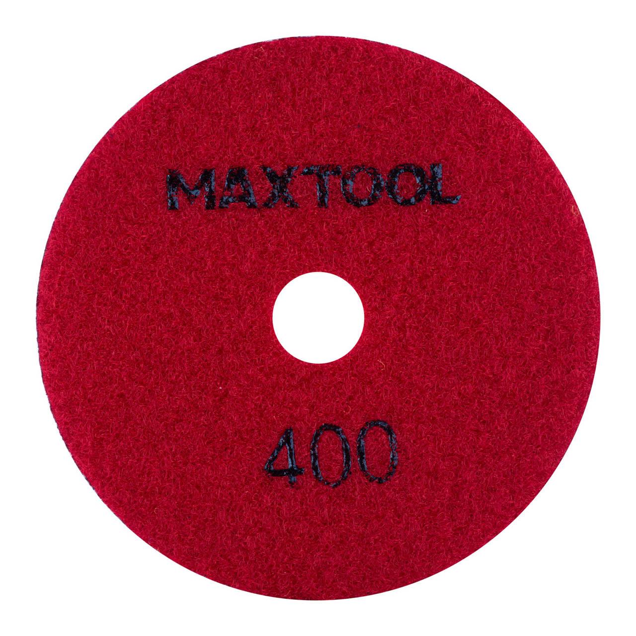 Lixa diamantada d'agua colmeia Maxtool 100mm