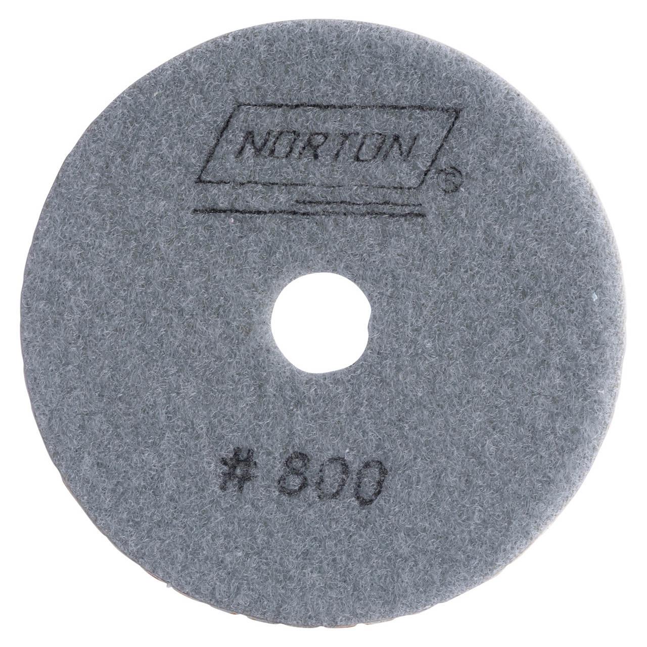 Lixa Diamantada D'água Norton 100mm