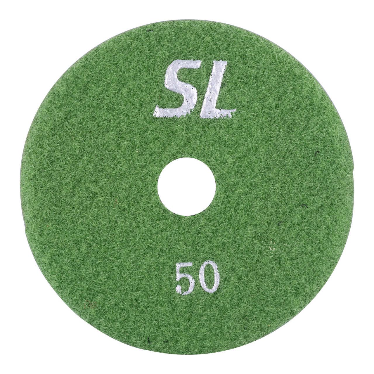 Lixa diamantada d'agua colorida SL 100mm