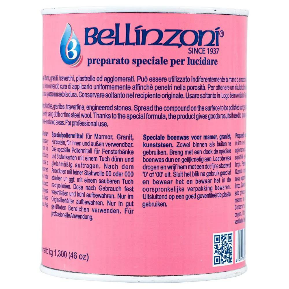 Cera Especial Bellinzoni Preparação Italiana 1,3kg