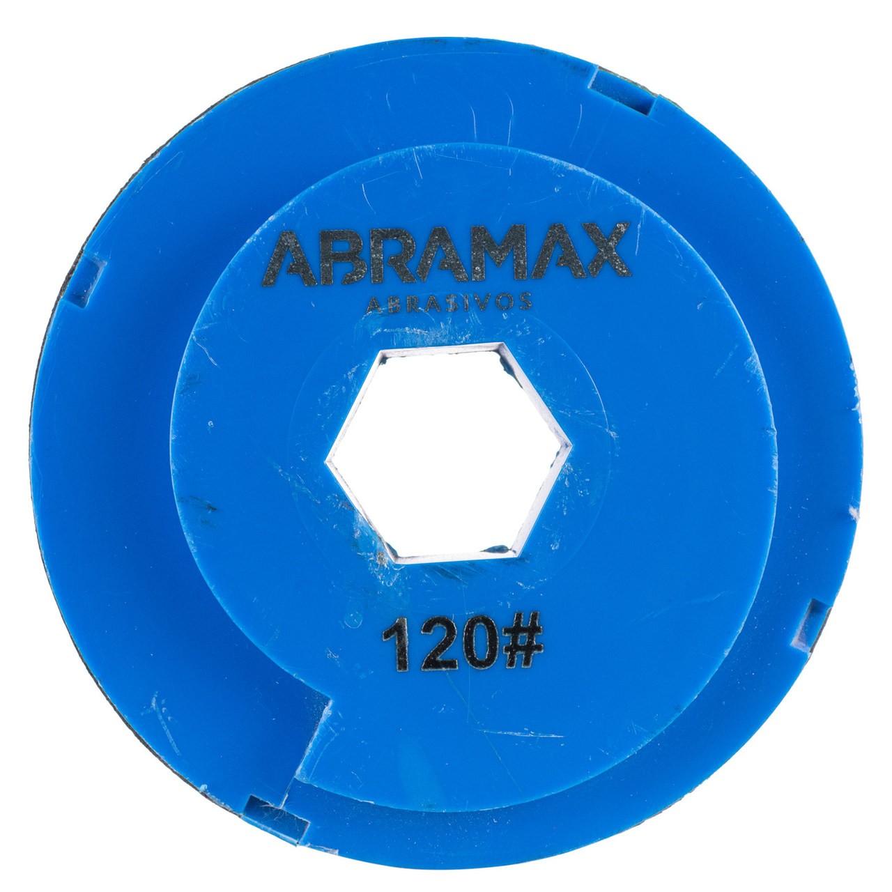Poliborda Bisote Diamantado Abramax 125mm
