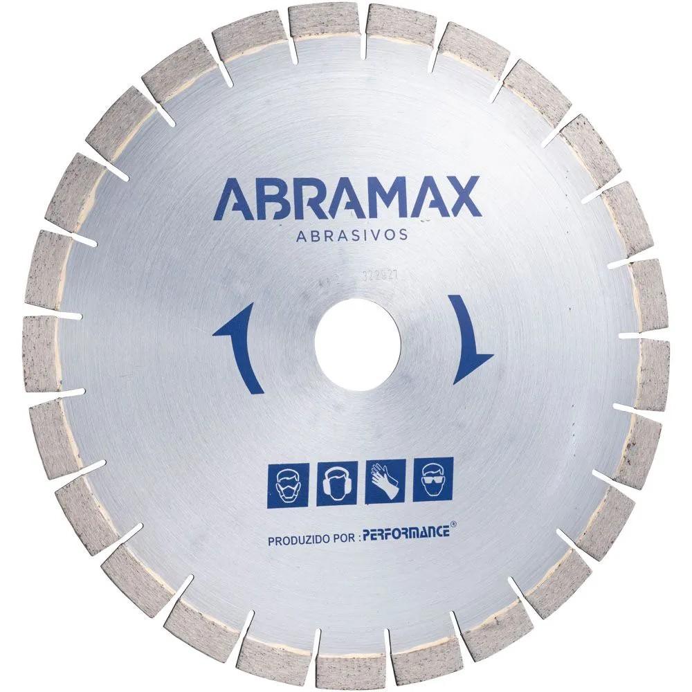 Disco de Serra Abramax Silenciosa Quartzito 350mm