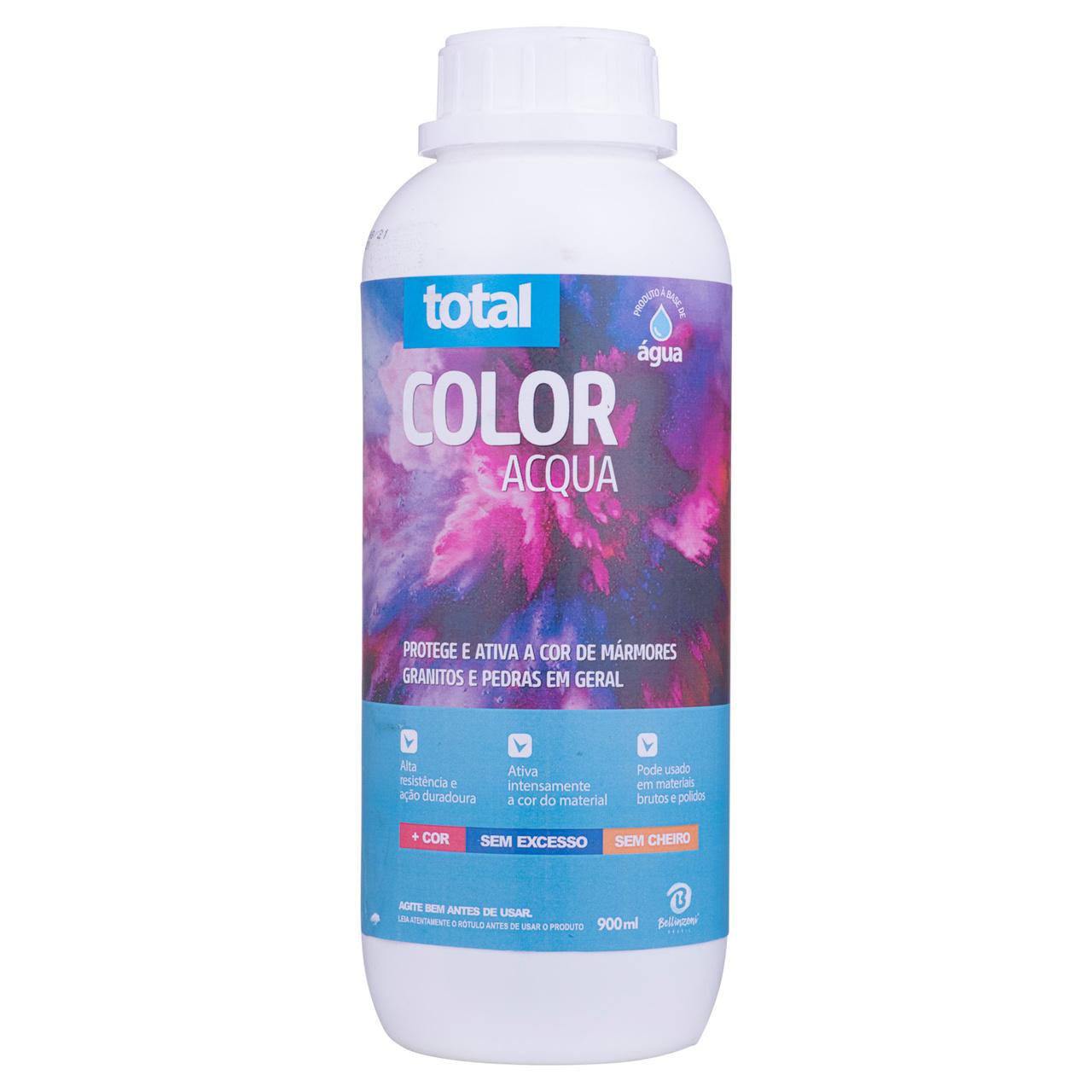 Total color agua ativador de cor 900ml