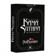 Baralho Kama Sutra Hard Hétero - Hot Flowers