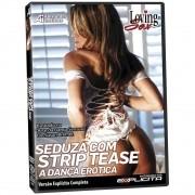 DVD Seduza Com Strip Tease