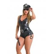 Fantasia Policial Sexy - Erótika