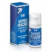 Gel Retardador Super Macho - O Poder do Azul - Intt