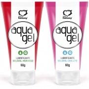 Lubrificante Aqua Gel - Sexy Fantasy 60g