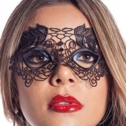 Máscara Azure Preto
