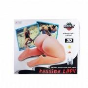 Masturbador Boneca Realística Meio Corpo Passion Lady