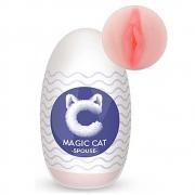 Masturbador Egg Spouse - Masturbador Vagina - Magic Cat