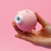 Piggy - Vibrador Porquinho de Sucção