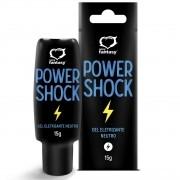 Power Shock Gel Eletrizante Neutro - Sexy Fantasy 15g