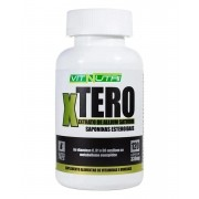 X-TERO - Suplemento Vitamínico Mineral para Homem 120 Cápsulas
