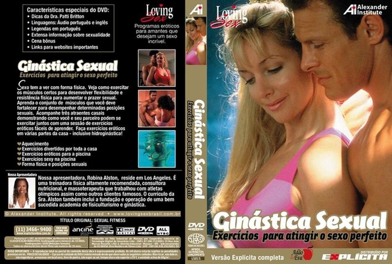 DVD Ginástica Sexual