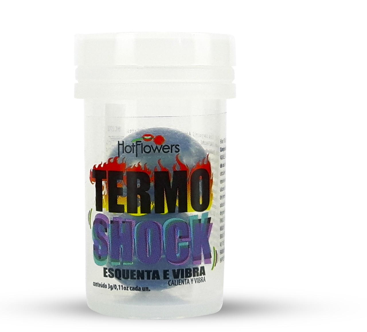 Hot Ball Termo Shock - Hot Flowers