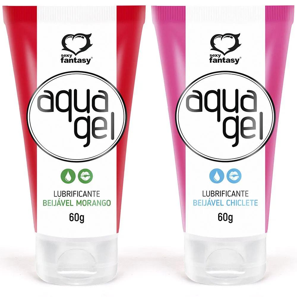 Lubrificante Aqua Gel  - 60g