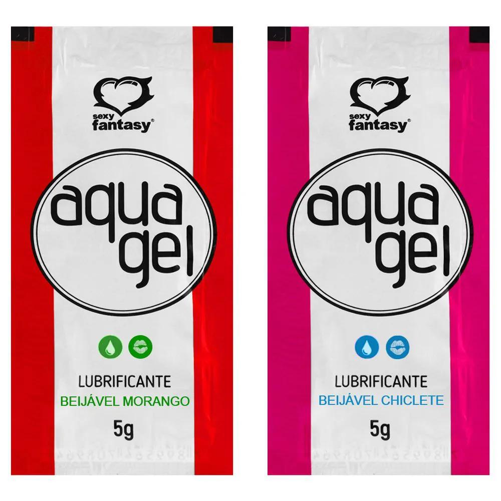 Lubrificante Aqua Gel -Sache (5g)