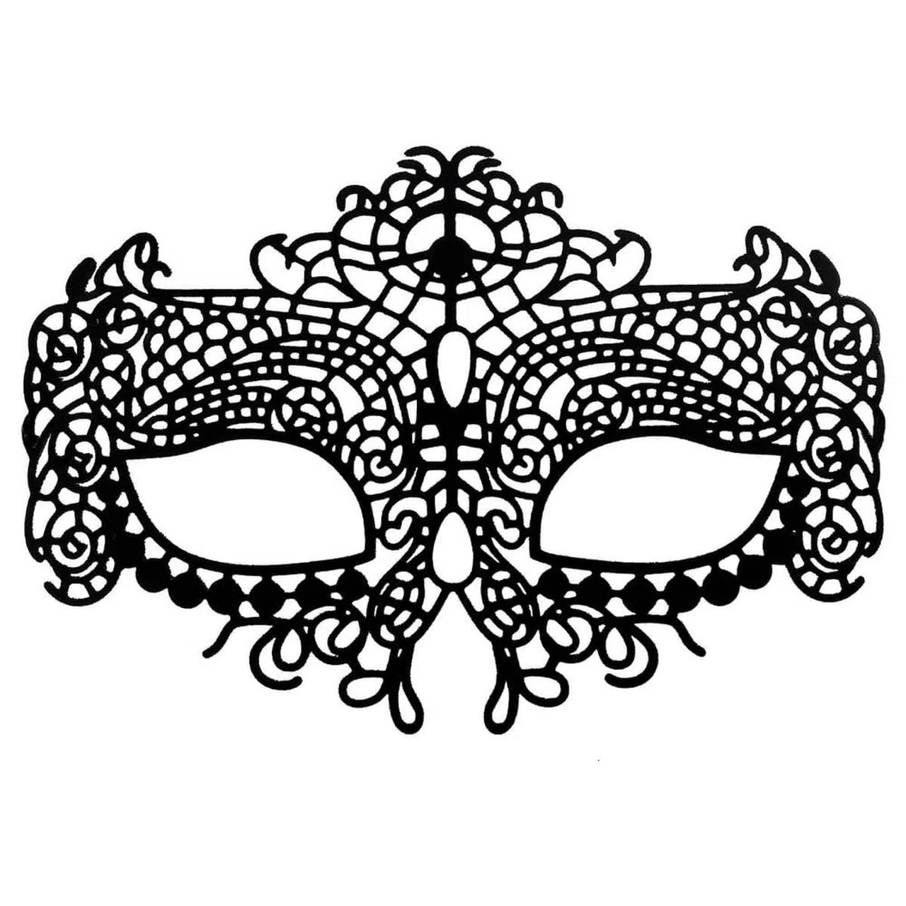 Máscara Poder e Romance - Sexy Fantasy